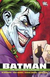 batman: the man who laughs tp