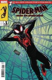 Spider-Man: Enter the Spider-Verse #1 1:10 Incentive Animation Variant