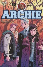 Archie #12 Cover B Bilquis Evely