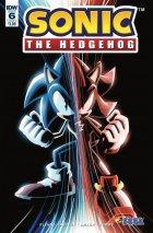 Sonic the Hedgehog #6 Cover B Gray