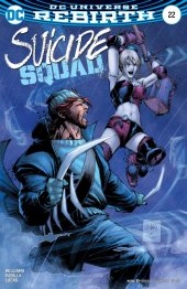 Suicide Squad #22 Variant Edition
