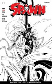 Spawn #286 Digital Edition
