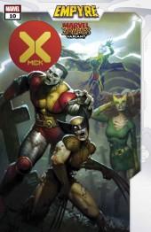 X-Men #10 Marvel Zombies Variant Edition