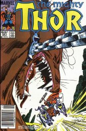 The Mighty Thor #361 Newsstand Edition