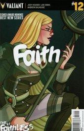 Faith #12 Cover B Bartel