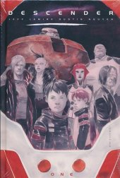 Descender: The Deluxe Edition Vol. 1 HC DCBS Exclusive Variant