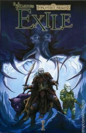 Forgotten Realms: Exile #1 Variant cover
