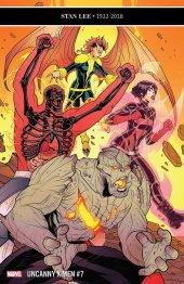 Uncanny X-Men #7 Original Cover