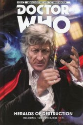 doctor who: the third doctor vol. 1: the heralds of destruction hc