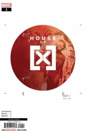 House of X #1 4th Printing