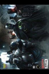 Detective Comics #1000 Midtown Comics Exclusive Francesco Mattina Wraparound Arkham Knight Virgin Variant