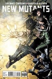 New Mutants #14 Finch Variant