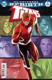 Titans #2 Variant Edition