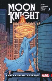 moon knight legacy vol. 1: crazy runs in the family tp