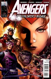 Avengers: The Children's Crusade #6