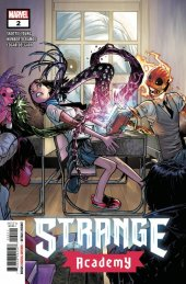 Strange Academy #2 Original Cover