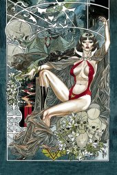 Vampirella #6 1:40 March Virgin Cover