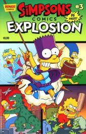 Simpsons Comics Explosion #3