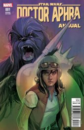 Star Wars: Doctor Aphra Annual #1 Noto Variant