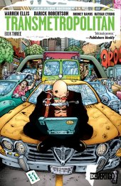 transmetropolitan book three tp