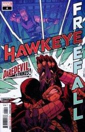 Hawkeye: Freefall #4