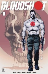 Bloodshot #0 Cover B Bachs