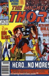 The Mighty Thor #442 Newsstand Edition