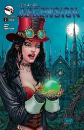 Grimm Fairy Tales Presents Ascension #2 Original Cover