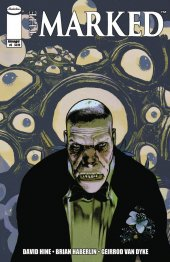 The Marked #6 Cover B Haberlin & Van Dyke