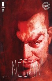 The Walking Dead #186 Cover B 15th Anniversary Sienkiewicz Variant