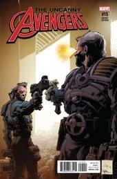 Uncanny Avengers #15 Portacio Variant