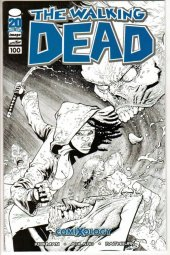 The Walking Dead #100 ComiXology Exclusive Variant