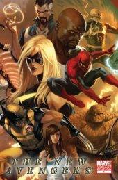 The New Avengers #1 Marko Djurdjevic Variant