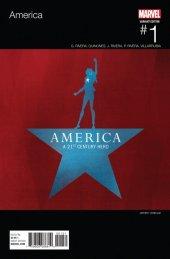 America #1 Veregge Hip-Hop Variant