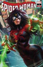 Spider-Woman #1 Derrick Chew Variant A