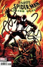 Symbiote Spider-Man: Alien Reality #5 1:25 Saviuk Variant
