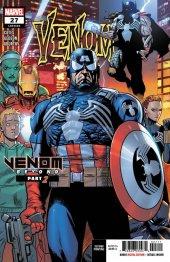 Venom #27 2nd Printing