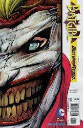 Batgirl #13 Original Cover