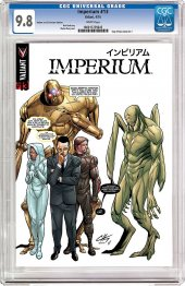 Imperium #13 Cover C CGC Replica Henry