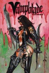 Vampblade #1 AOD Collectables Simon Bisley Exclusive