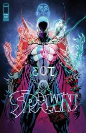Spawn #301 Cover O Campbell