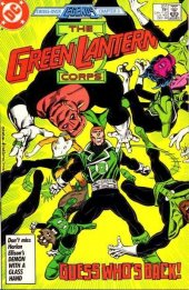 the green lantern corps #207