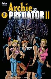 Archie Vs. Predator II #1 Cover B Burchett