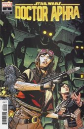 Star Wars: Doctor Aphra #1 1:50 Incentive Chris Sprouse Variant