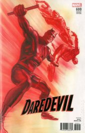 Daredevil #600 Alex Ross Variant