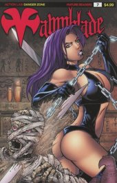 Vampblade #7 Cover E 90s Monster