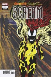 Absolute Carnage: Scream #1 1:25 Mike Allred Codex Variant