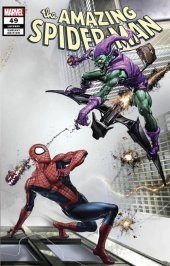 The Amazing Spider-Man #49 Clayton Crain Variant A