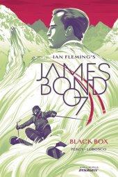 James Bond: Black Box #1 Cover D Montes