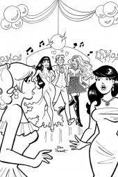 Red Sonja & Vampirella Meet Betty & Veronica #6 1:11 Incentive